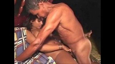 Dirty Old Indian Muslim Guy Fucks Younger Black Girl