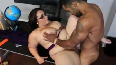 Plump School Teacher Fucked By Her Hung Student