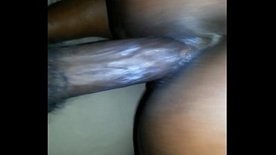 Big momma cums after she gets what she wants