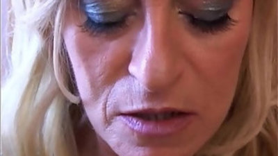 Horny old spunker wishes you were fucking her juicy pussy and tight asshole