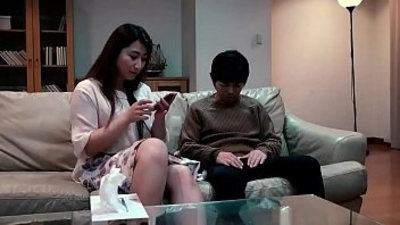 Mature Asian sisters enjoying taboo fucking while on cam