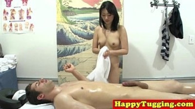 Real nuru masseuse with dick