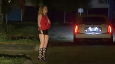 BLACKPATROL Prostitution Sting Takes Pervert Off The Streets