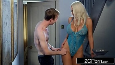 Stunning Nicolette Shea Cheats With Her Husbands Brother