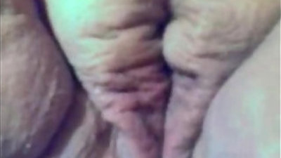 Fat chubby ex girlfriend masturbating her wet pussy and hard wet clit