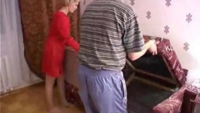 Russian mature mom and a friend of her son! Amateur! milf.rodeo