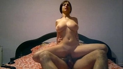 hand job, blow job, and fuck from webcam girl hottalicia